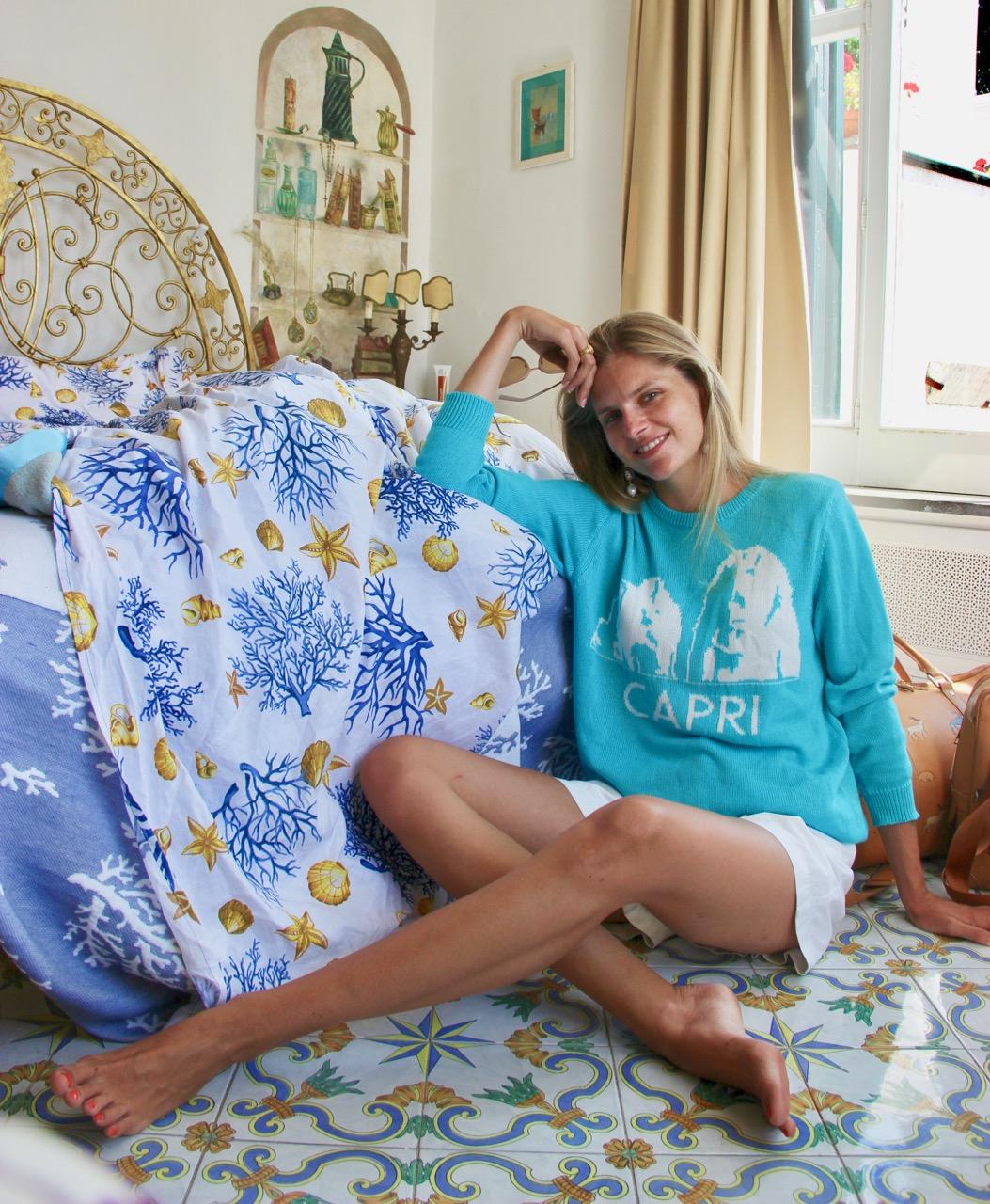 Capri Sweater Linea Leggera 2