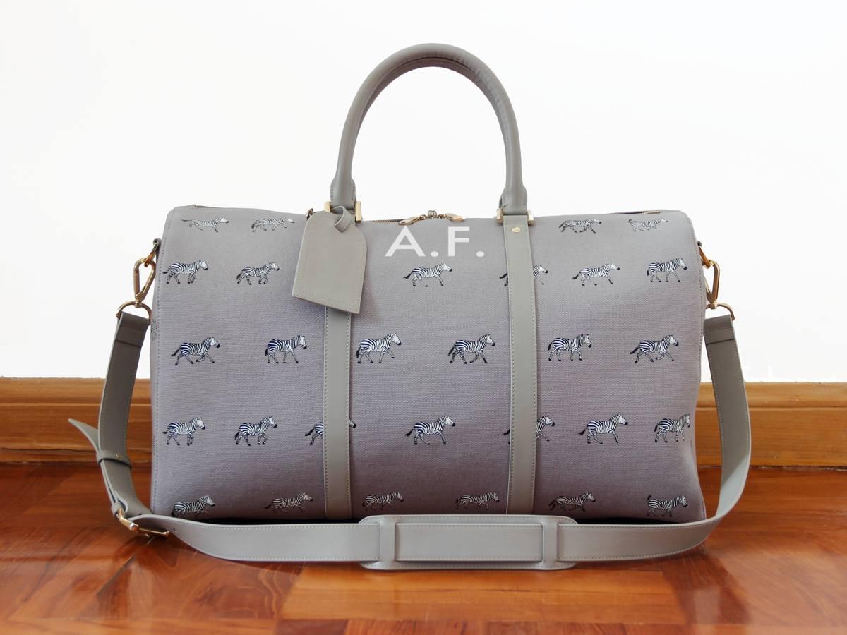 Zebra Bag (1 of 3)