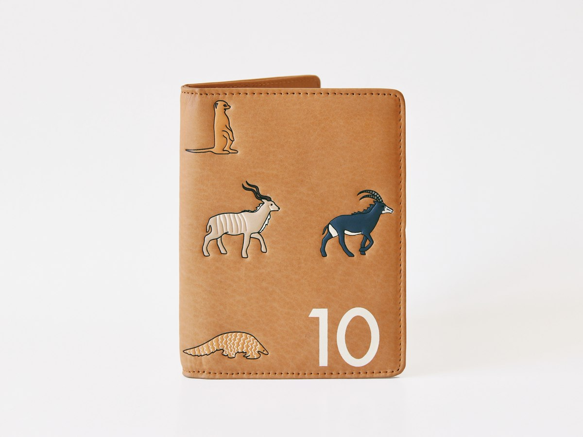 Savanna Wallet n. 10 – Front