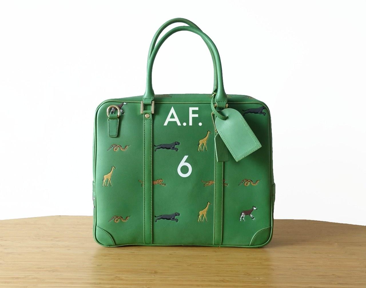 RAINFOREST BAG 6 FRONT