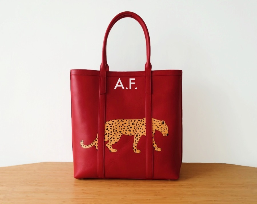Red Tote 2