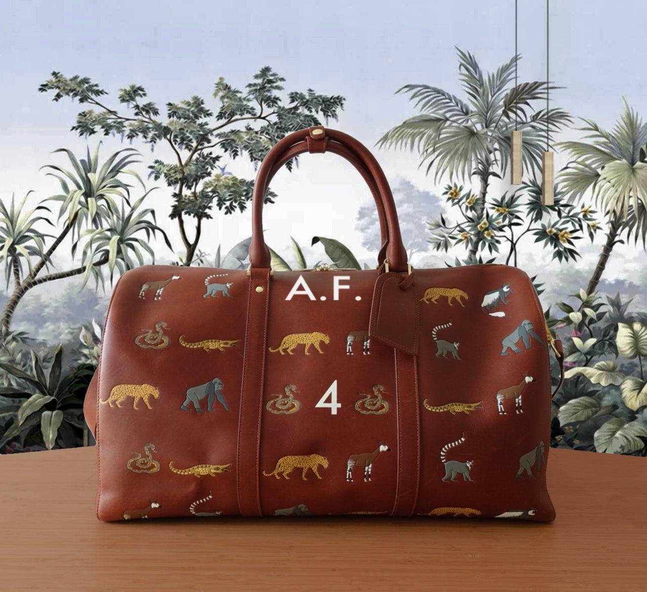 Jungle Bag Launch
