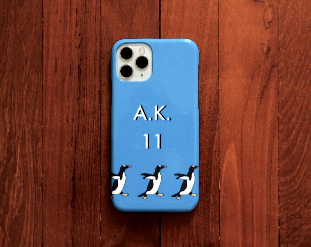 Penguins iPhone Case